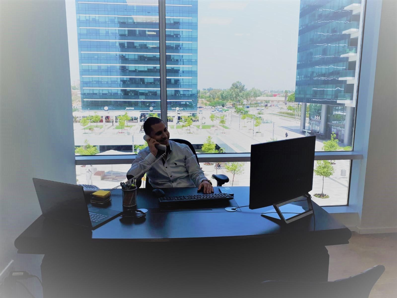 משרדנו החדש